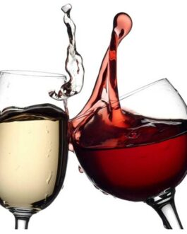 House Wine – White or Red
