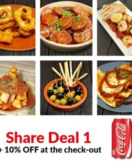 Share Deal 1