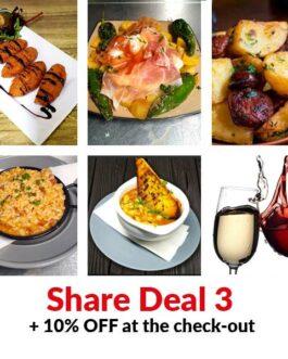 Share Deal 3